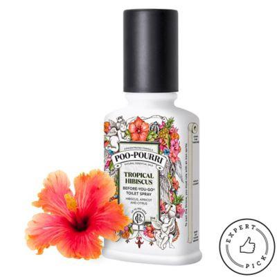 Poo-Pourri® Before-You-Go® Toilet Spray in Tropical Hibiscus
