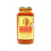 Mario Batali Marinara Pasta Sauce - 24 oz (Pack of 4)