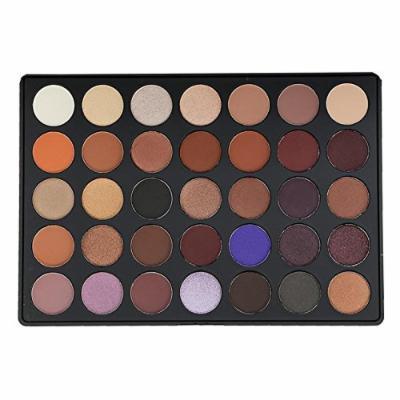 u KARA Beauty Professional Makeup Palette ES08 - 35 color Fall Eyeshadow