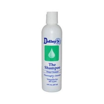 Dudley's The Shampoo Deep Cleanser for Unisex Shampoo, 8 Ounce