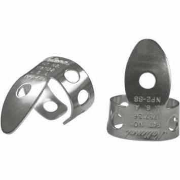 National NP-2S-4PK Finger Picks, Stainless Steel, 4 Pack