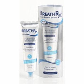 BreathRx Whitening Toothpaste - 4 oz.