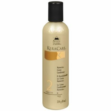 Avlon KeraCare Humecto Creme Conditioner 8.0 fl oz(pack of 4)