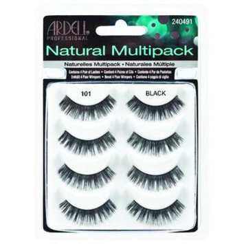 Multipack 101 Fake Eyelashes (Packaging May Vary), Create a beautiful, glamorous look By Ardell