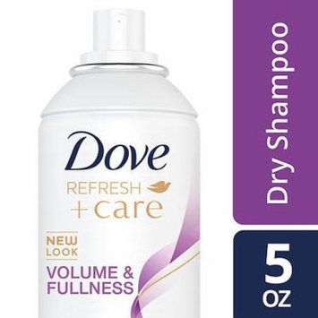 Dove Refresh + Care Dry Shampoo Volume & Fullness 5.0 oz(pack of 6)