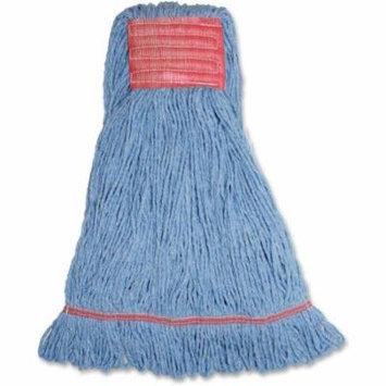 Mead GJOLBL5BCT Large Blend Wet Mop Wide Band Loop - Blue