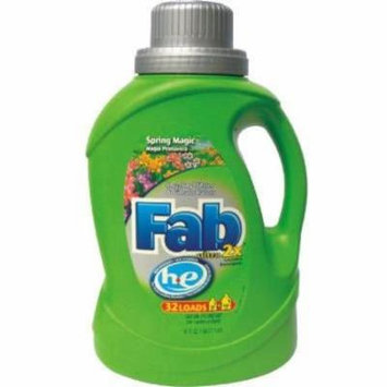Phoenix Brands Spring Magic Fab 2X HE Liquid Laundry Detergent