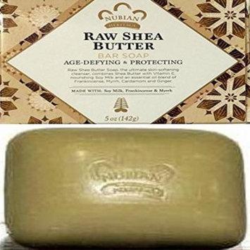 Bar Soap (Raw Shea W/Frankincense & Myrrh) 3pk