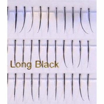 Zinkcolor Human Hair Individual False Eyelashes Is7 12Mm