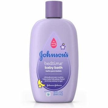 4 Pack - JOHNSON'S Bedtime Bath 15 oz