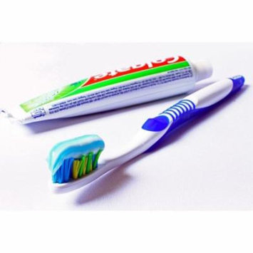 LAMINATED POSTER Hygiene Oral Hygiene Toothbrush Toothpaste Cleaning Poster Print 24 x 36