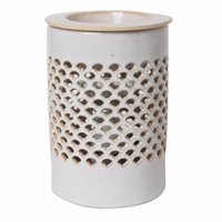 Hosley's Cream Ceramic Electric Fragrance Warmer