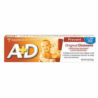 A And D Diaper Rash And Skin Protectant Original Ointment, 4 Oz, 3 Pack