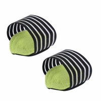 New Absorb Shocking Foot Arch Support Plantar Fasciitis Heel Pain Aid Feet Cushioned Health Feet Protect Care Pain Arch