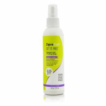 DevaCurl - Set It Free (Moisture Lock Finishing Spray - Shine & Finish) -177ml/6oz