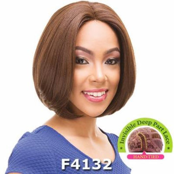 Janet Collection Super Flow Deep Part Lace Wig - AMY (1 Jet Black)