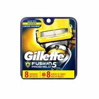 Gillette Fusion Proshield Cartridges, 8 Ct + Curad Dazzle 25 Ct. Bandages