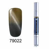 Magic Magnetic 3D Cat Eye Effect Gel Nail Polish Pen Soak Off Nail Art Shiny Manicure 79022