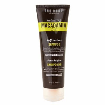 Marc Anthony True Professional Repairing Macadamia Oil Shampoo 8.4 fl oz(pack of 2)