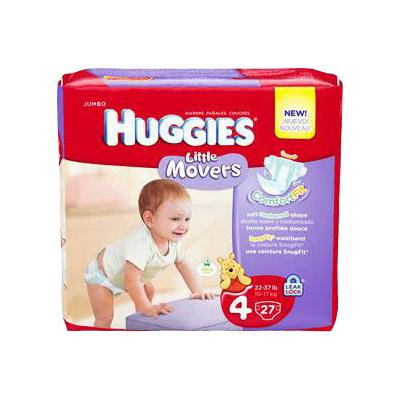 HUGGIES Supreme Little Movers Step . [ Sold by the Each, Quantity per Each : 1 EA, Category : Undergarments, Product Class : Undergarments ]