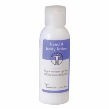 Hand and body lotion, chg compatible, 2oz. part no. rsc-lot2c (1/ea)