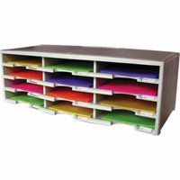 Office Depot Stackbl Plast LitOrganizr