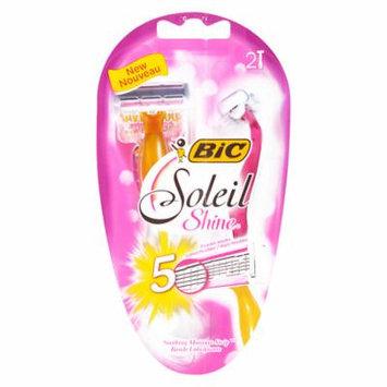 BiC Soleil Shine Razors 2.0 ea(pack of 2)