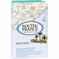 South of France HG1684463 1.5 oz Bar Soap Cote Dazur Travel - Case of 12