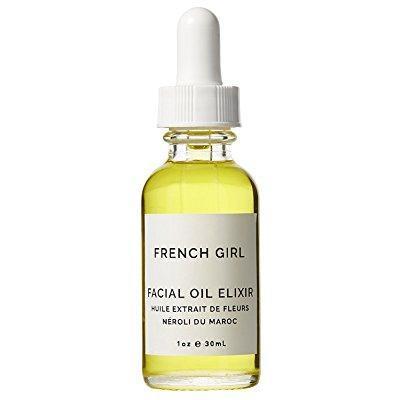 french girl organics - organic / vegan neroli facial oil elixir (1 oz)