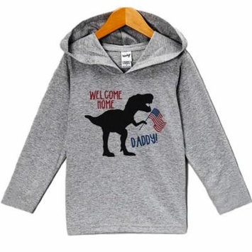 Custom Party Shop Kid's Welcome Home Daddy Hoodie Pullover - 5