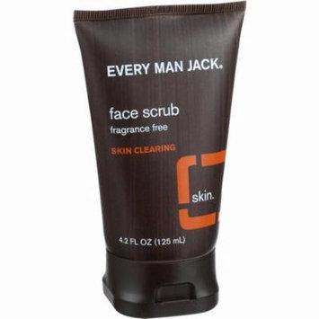 Every Man Jack Face Scrub - Skin Clearing - 4.2 Oz