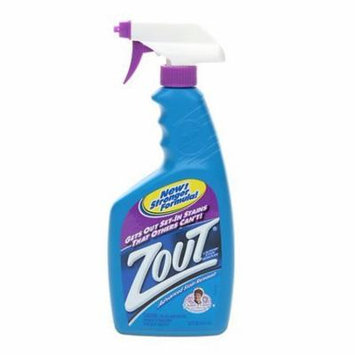 Zout Laundry Stain Remover Spray 22.0 fl oz(pack of 12)