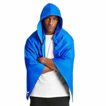 mission hydroactive max full body recovery cooling towel, cobalt blue, 32 x 43.5