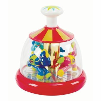 Push & Spin Carousel