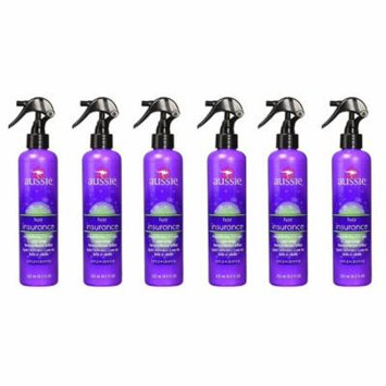 Aussie Hair Insurance Heat Protecting Shine Spray (Pack of 6)