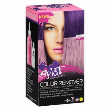 Splat Hair Color Remover 1.0 ea(pack of 4)