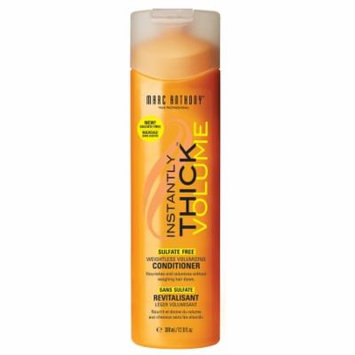 Marc Anthony True Professional Instantly Thick Volume Sulfate Free Weightless Volumizing Conditioner 12.9 fl oz(pack of 3)
