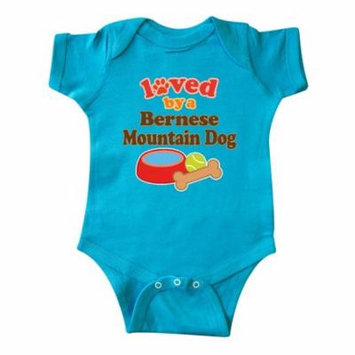 Bernese Mountain Dog Lover Infant Creeper