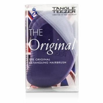 The Original Detangling Hair Brush - # Plum Delicious (For Wet & Dry Hair)-1pc