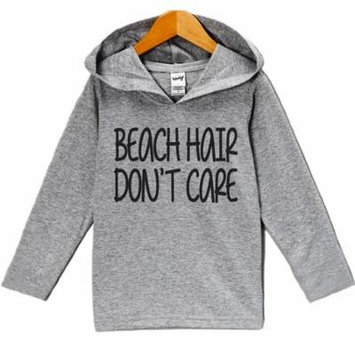 Custom Party Shop Unisex Baby Beach Hair Summer Hoodie Pullover - 5