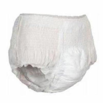 Attends Unisex Regular Absorbency Value Tier Protective Underwear X-Large 58