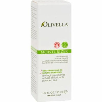 Olivella HG0795070 1.9 fl oz All Natural Virgin Olive Oil Moisturizer