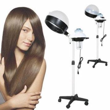 Adjustable Professional Hair Steamer, Rolling Floor Stand Base, Color Processor, Hair Treament,Salon Hair Beauty Equitment BETT