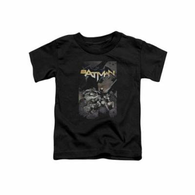 Toddler: Batman- All Out Attack Baby T-Shirt