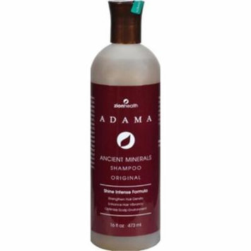 Zion Health HG0347864 16 fl oz Adama Clay Minerals Shampoo