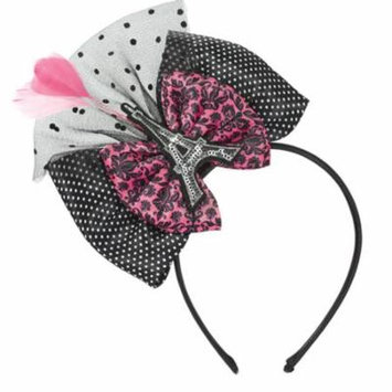 Bridal Shower 'A Day in Paris' Deluxe Headband (1ct)