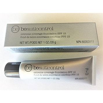 Beauticontrol Extreme Coverage Foundation SPF 12 - Choose Color