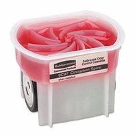 Rubbermaid Commercial 9C9701 SeBreeze 9c90 Fragrance Cassettes, Cinnamon Spice, Gel, .1oz, 6/Carton