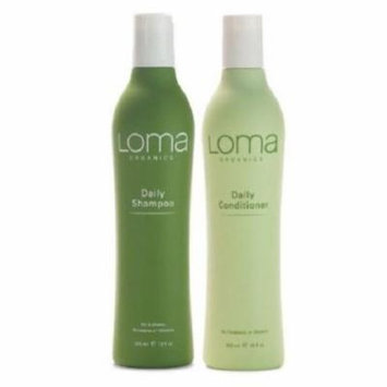 Loma Daily Shampoo 12 oz and Daily Conditioner 12 oz