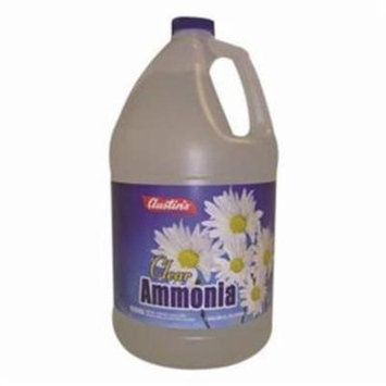 James Austin 521 CPC 1 gal Clear Ammonia Laundry Detergent - Case of 4